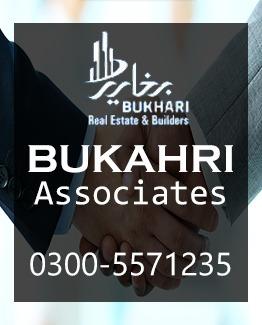 Bukhari Real Estate & Builders