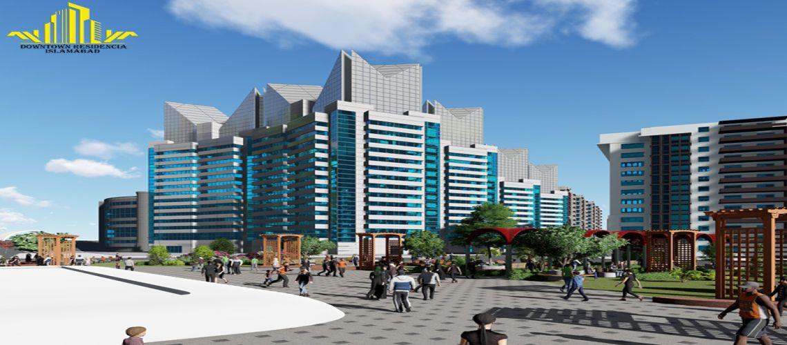 Downtown Residencia
