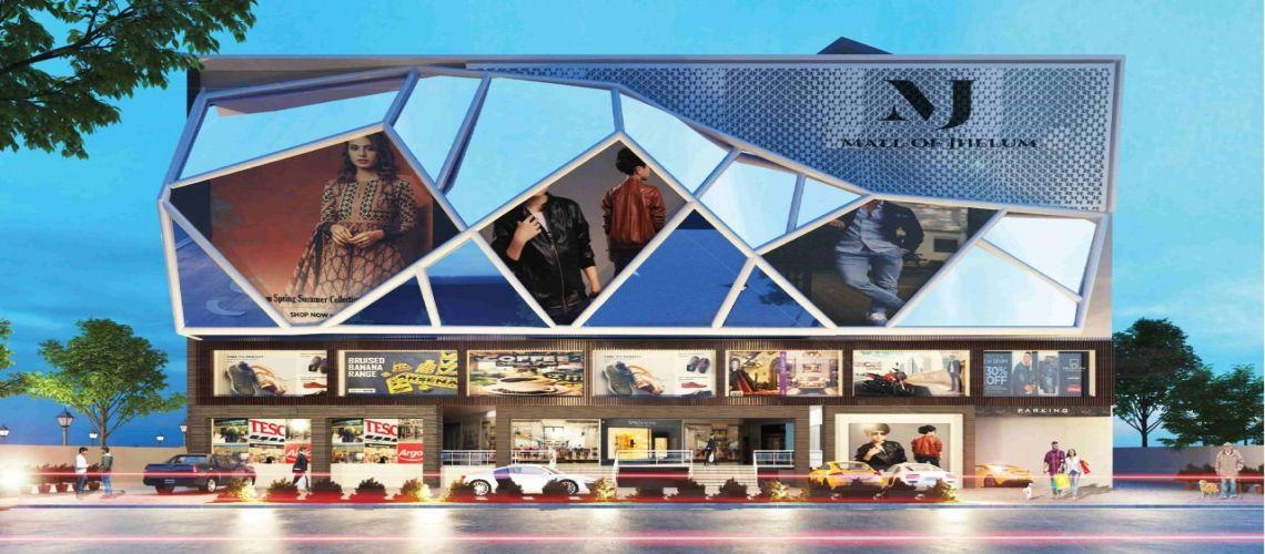 Mall of Jhelum